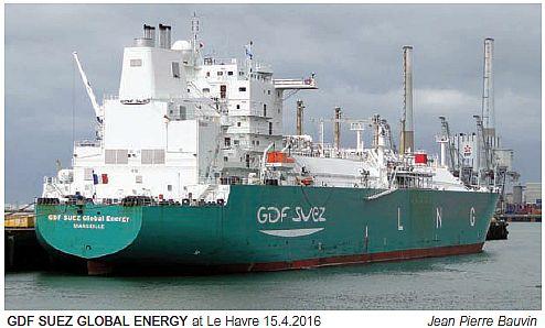 GDF SUEZ GLOBAL ENERGY