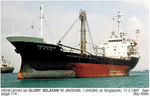 GLORY SELATAN VI