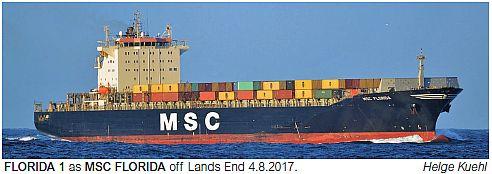 MSC FLORIDA