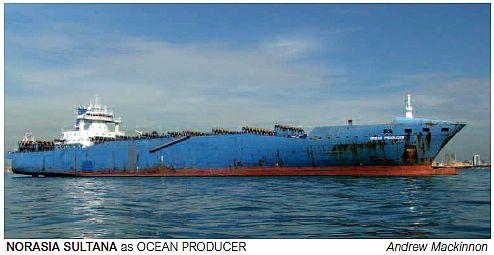 OCEAN PRODUCER